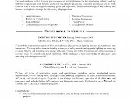 Download Auto Mechanic Resume Haadyaooverbayresort Com