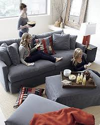 comfortable couches. Brilliant Couches Designersuggested Collections For Rooms We Love  Crate And Barrel Intended Comfortable Couches O
