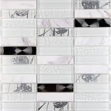 rs2107 painting series glass mixed stone mosaic
