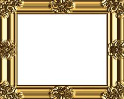 Gold borders frames free vector download 9997 Free vector for
