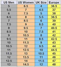 mens to womens size chart 21 wonderful men and women shoes chart playzoa com