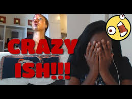 goes psycho during makeup tutorial reaction