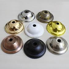 ceiling light mounting plate colors