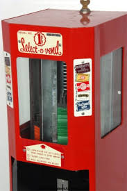 Select O Vend Candy Machine Classy SelectOVend 48 Cent Vending Machine