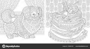 Kleurplaat Katachtigen