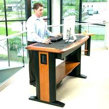 office desk standing. Wonderful Standing DesksOffice Standing Desk Home Make A Best Sit Stand Ideas Office  And