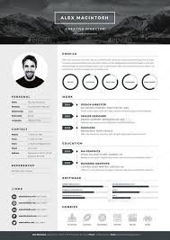 Mono Resume template by www.ikono.me 3 page templates, 90+ icons.