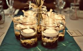 How To Decorate Candle Jars 100 Ways To Decorate With Mason Jars Home So Good 23