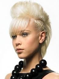 Kladenie Na Krátke Vlasy S Asymetrickými Rany Asymetrické Zrážky