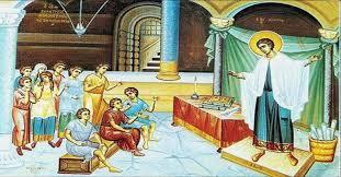 Αποτέλεσμα εικόνας για Μεγαλομάρτυς Δημήτριος ὁ Μυροβλύτης