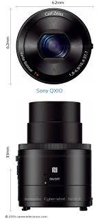 sony qx10 lens. sony qx10 body size dimensions qx10 lens