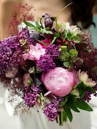 16 <b>Purple</b> Bouquet Ideas (and the <b>Flower</b> Names Too!)