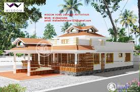 1500 sq ft house construction cost in kerala from single story 5 bedroom house floor plans