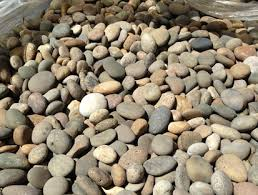Pebbles & River Rocks | A&A Stone, Flagstone, River Rock, Mulch, Gravel,  Sand, The Woodlands Texas