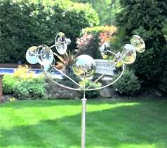wind lawn ornaments metal spinning yard art decorative spinners decoration in garden and decor decorations home