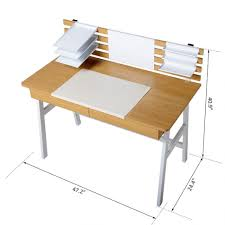 desk desk chair solid wood office desk long narrow desk with drawers simple white desk