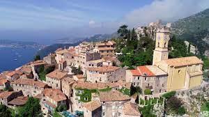 Èze, Alpes-Maritimes, France: europe