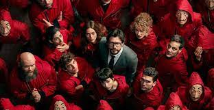 La Casa de Papel: who is the biggest fan of the series? Netflix is running  a contest - Somag News