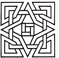 geometric coloring pages for kids. Exellent Pages Geometric Shape Coloring Pages Printable  For Kids Shapes And Geometric Coloring Pages For Kids