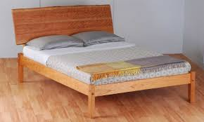 Basic Platform Bed Live Edge Featured Scott Jordan Furniture With