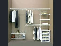 closet maid organizers hanging shelf closet maid organizer simple dressing room with shelving system ideal white