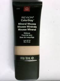 revlon colorstay mineral mousse makeup discontinued