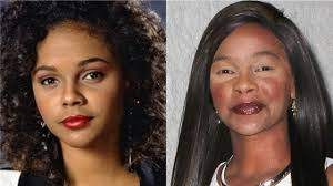 The SAD Truth About Lark Voorhies' Life - YouTube
