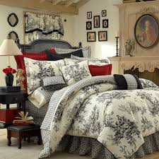 luxury black toile bedding sets 50 in ivory duvet covers with black toile bedding sets