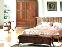 Vintage Wicker Bedroom Furniture White Wicker Bedroom Sets Wicker ...