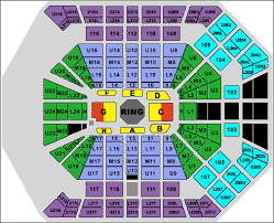 Mgm Grand Garden Arena Seating Chart Luther Vandross Mgm Grand Garden Arena Seats