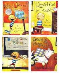 david shannon 4 books