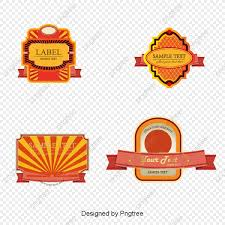 Label Design Vector Free Download Golden Luxury Label Design Vector Material Ornate Labels