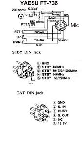 date click for yaesu ft 736 series connection diagrams