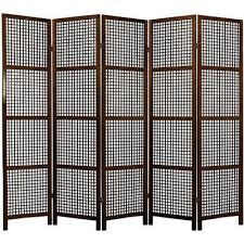 oriental furniture asian decor 6feet miyagi japanese screen room divider with lattice design japanese screen room divider i98 japanese