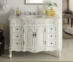 Amazing Design 42 Inch Vanity Inch Single Sink Bathroom Vanity ...