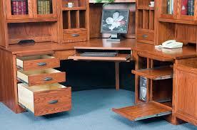 houzz office desk. Corner Computer Desks Home Office With Amish Desk Furniture Houzz