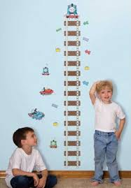 Thomas The Train Growth Chart Details About Thomas The Tank Engine Train Growth Chart Wall