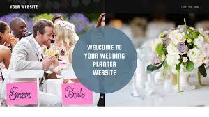 Wedding Planner Website Templates Godaddy