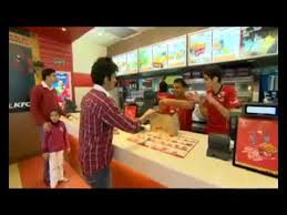 jobs with deaf people deaf people work at kfc india youtube