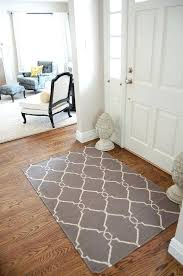 Inside Front Door Rug Elegant Rugs Entry For Hardwood Floors Ideas Home