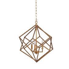 3 light chandelier geometric 3 light geometric chandelier hampton bay 3 light oil rubbed bronze chandelier
