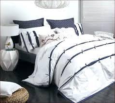 dark blue king size duvet cover navy covers cross arrow l marketing group regarding popular household