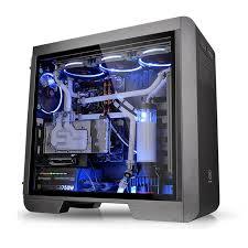 Купить <b>Корпус</b> ATX <b>THERMALTAKE Core V51</b> TG, черный в ...