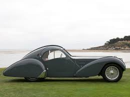 This motor car the bugatti type 57 for sale at the classic motor hub is one of the beautiful atalante 2 seat coupés. The Original Type 57sc Atlantic Is Automotive Gold Now Bugatti S Building A Modern One