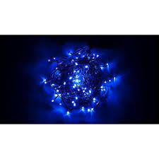 <b>Светодиодная гирлянда Feron Линейная</b> 230V синяя с ...