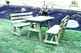 wood picnic tables with detached benches picnic table with detached benches round picnic table picnic table