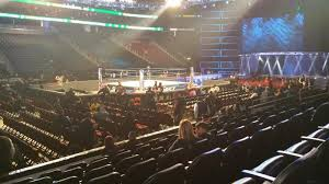 Prudential Center Wrestling Seating Chart Prudential Center Section 7 Row 7 Seat 18 Smackdown