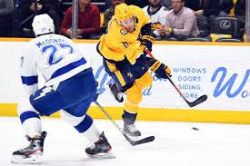 Tampa Bay Lightning Depth Chart Nashville Predators 2 Tampa Bay Lightning 3 Ot Kyle