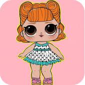 Dolls Surprise Coloring Pages Lol 10 Apk Comlolcoloring