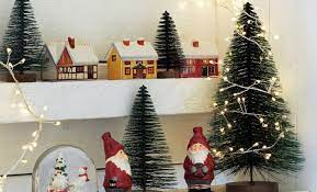 christmas has arrived at ikea and we